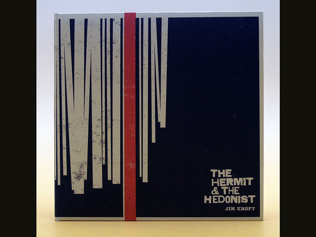 Jim Kroft – The Hermit & the Hedonist CD