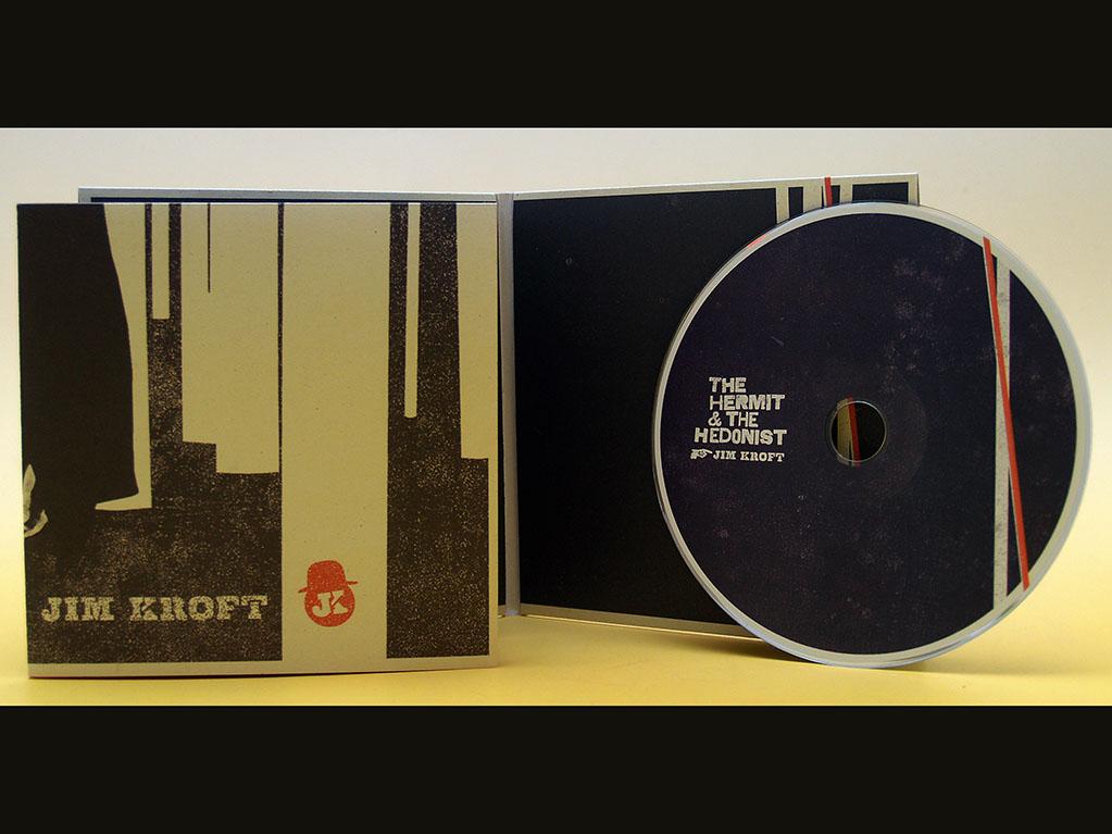 Offsetdruck auf CD