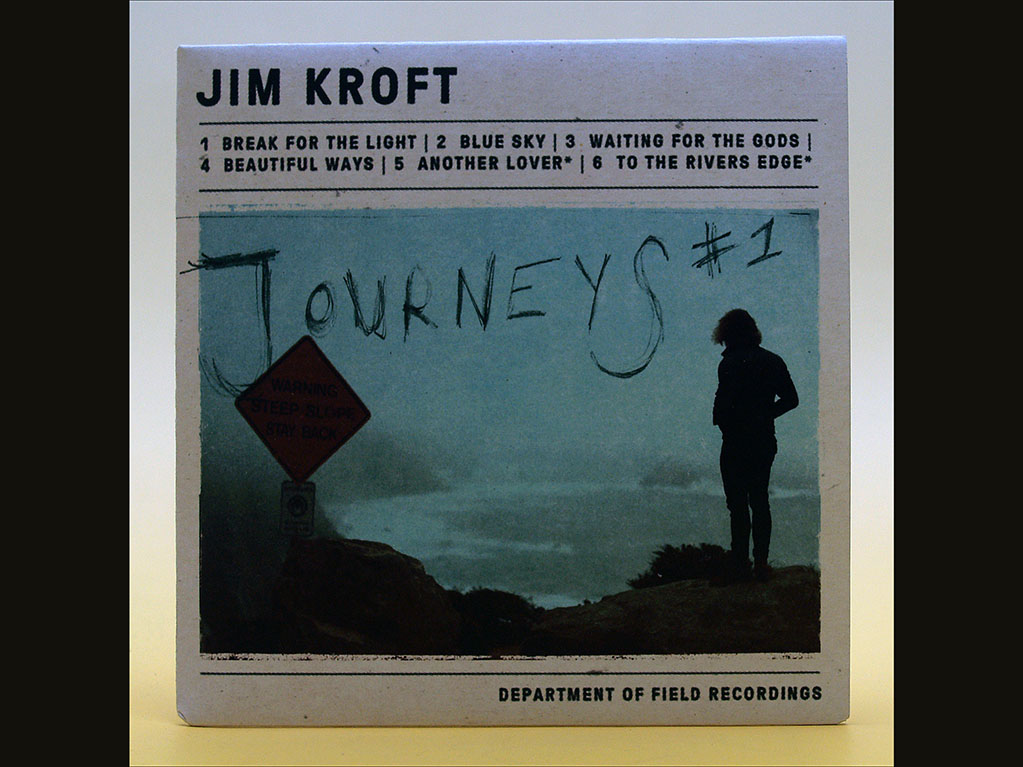 Jim Kroft – Journeys #1 CD