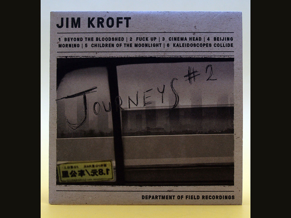 Jim Kroft – Journeys #2 CD