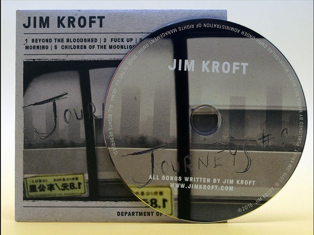 CD mit Offsetdruck