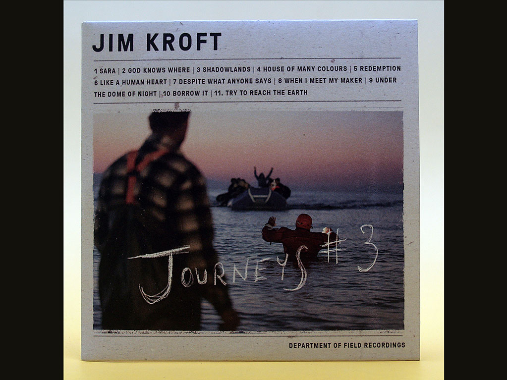 Jim Kroft – Journeys #3 CD