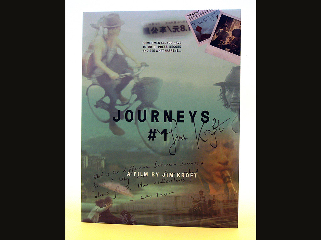 Jim Kroft – Journeys #1 China DVD