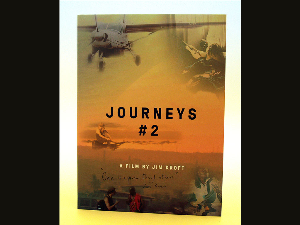 Jim Kroft – Journeys #2 Africa DVD