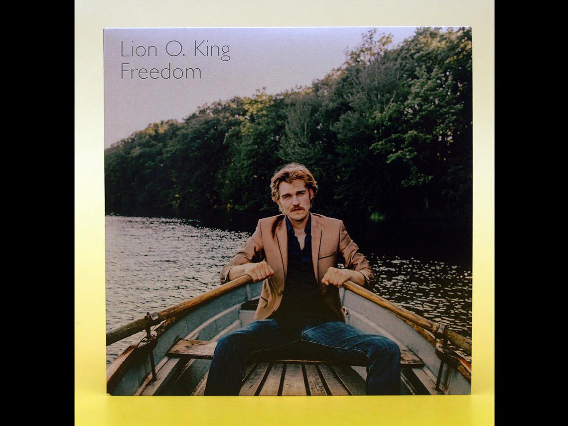 Lion O. King – Freedom CD