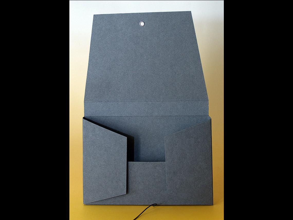 Postkartenverpackung