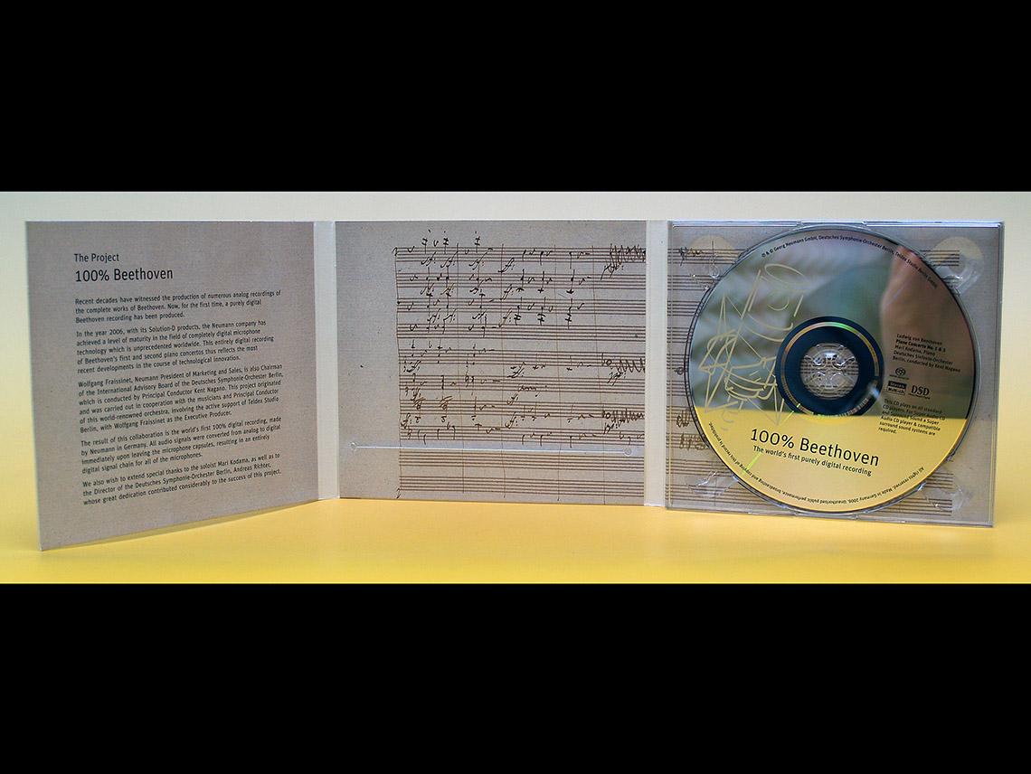 DigiPac mit CD