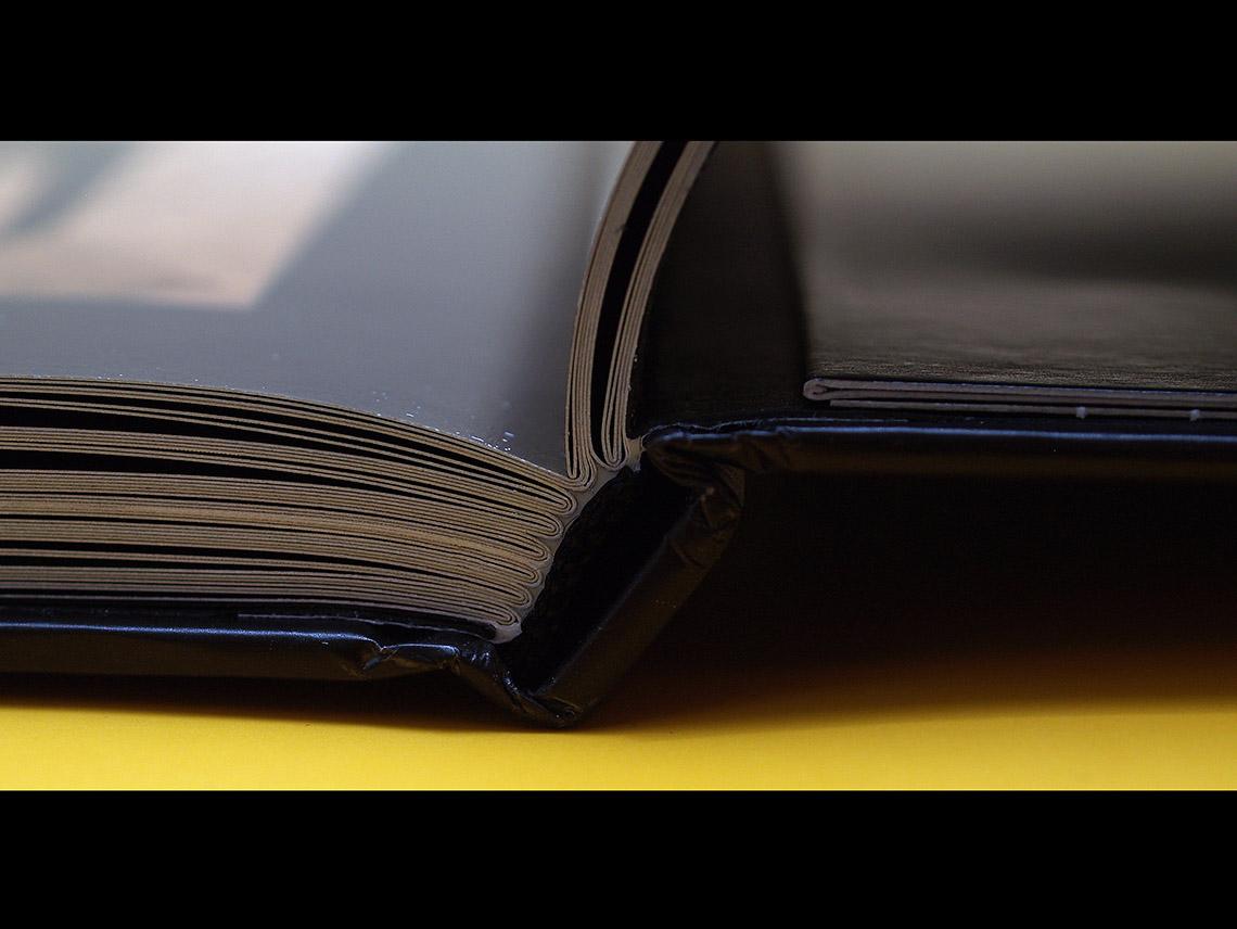 Buch Heftung