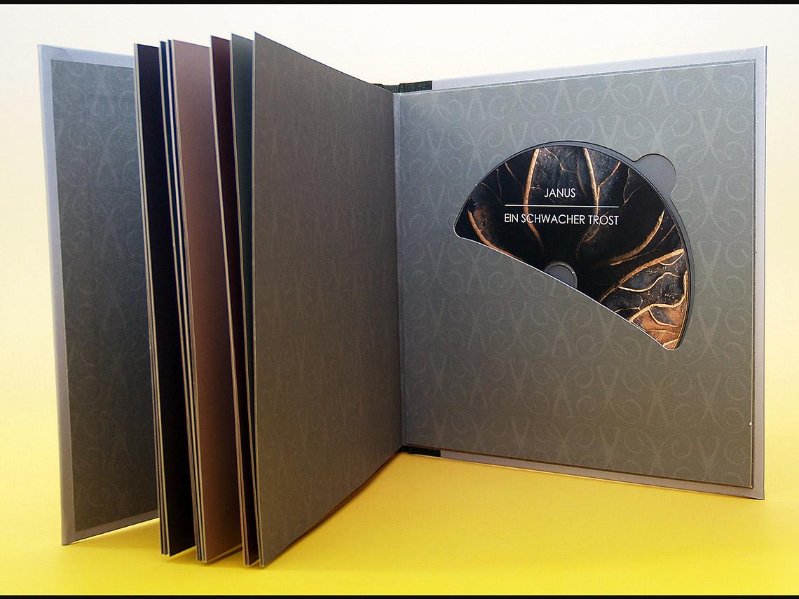 CD im Buch