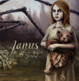 CD-Cover Janus - Kleine Ängste - deluxe