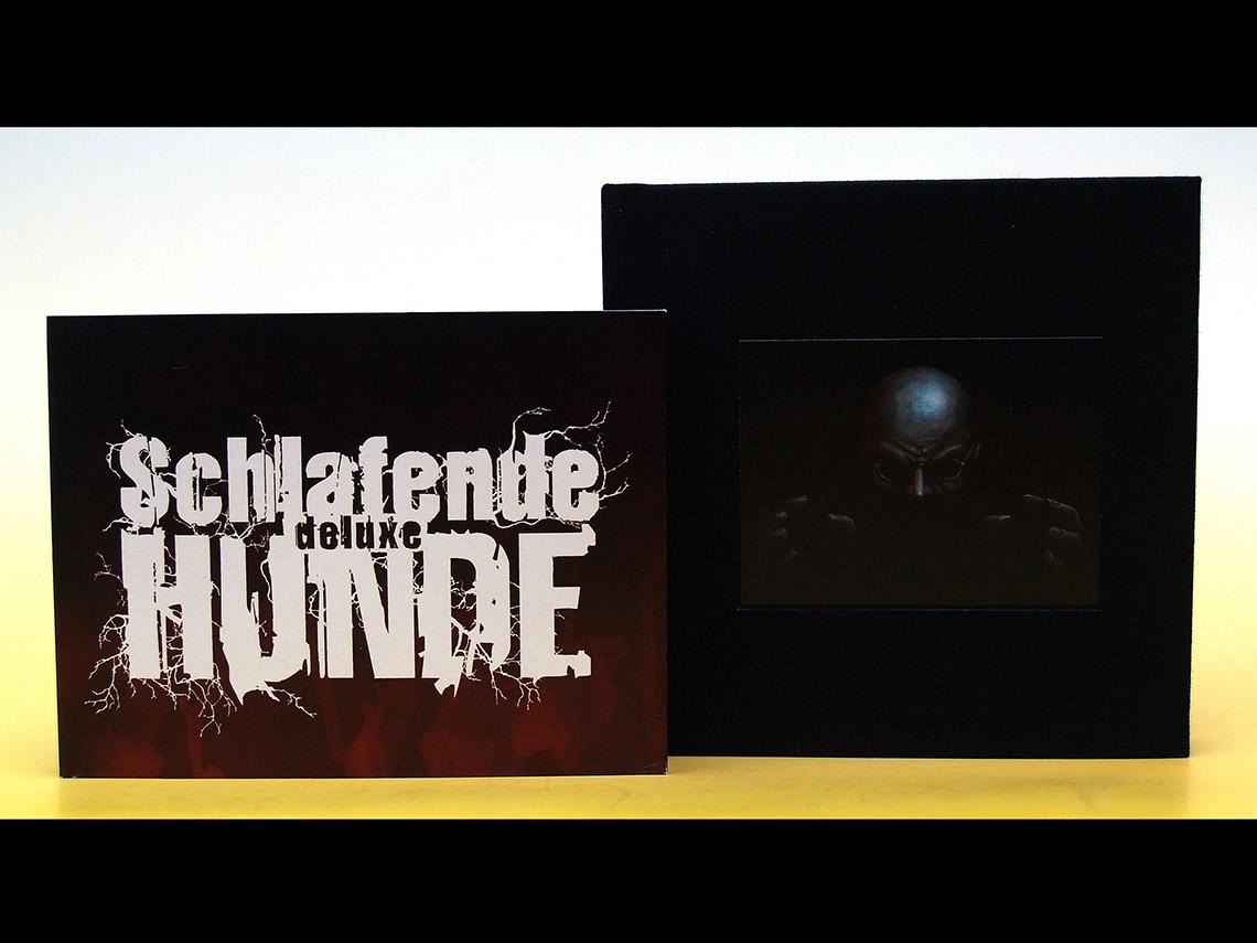 CD-Buch mit Banderole
