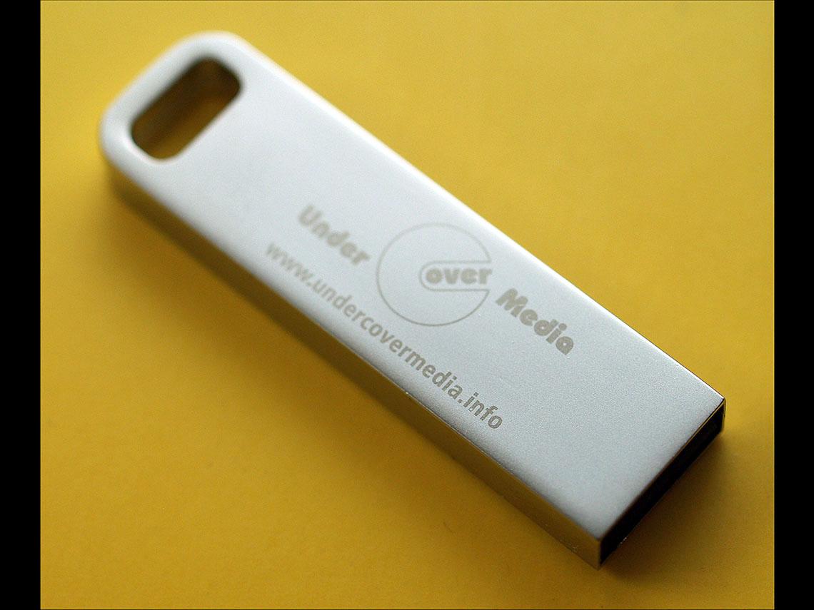 USB-Stick Silber
