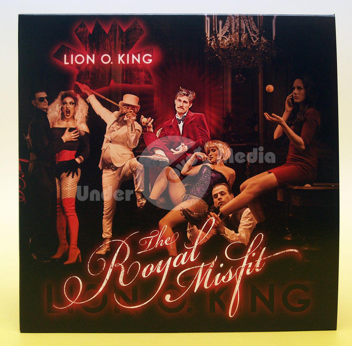 Lion O. King – The Royal Misfit CD